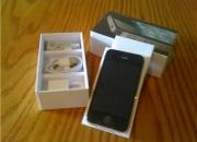 Apple iphone 4g 32gb 2,710.76 gtq