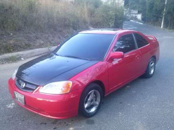 Honda civic ex vtec 2001