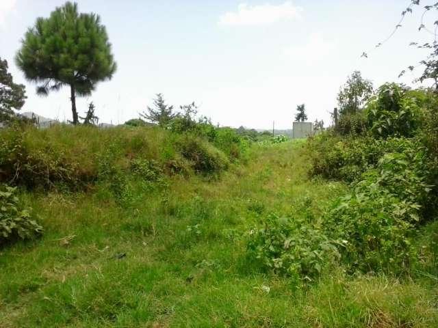Lotes orilla carretera cruz blanca san juan sacatepequez guatemala financiamiento propio