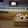 Yamaha Tyros 4 61-Key clave musical teclado $1900