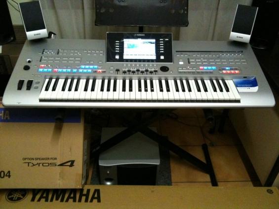 Yamaha tyros 4 musical teclado $1500 dolares promoción