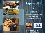 Reparación de herramienta electrica