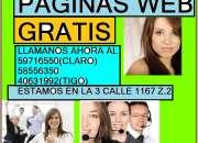 COMBO DE DISEÑO Y ADMINISTRACION DE PAGINAS WEB GRATIS