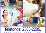 Empleadas del hogar a la medida de sus necesidades, agencia gepsa, 24 años