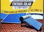 Sistema de Paneles SOLAR
