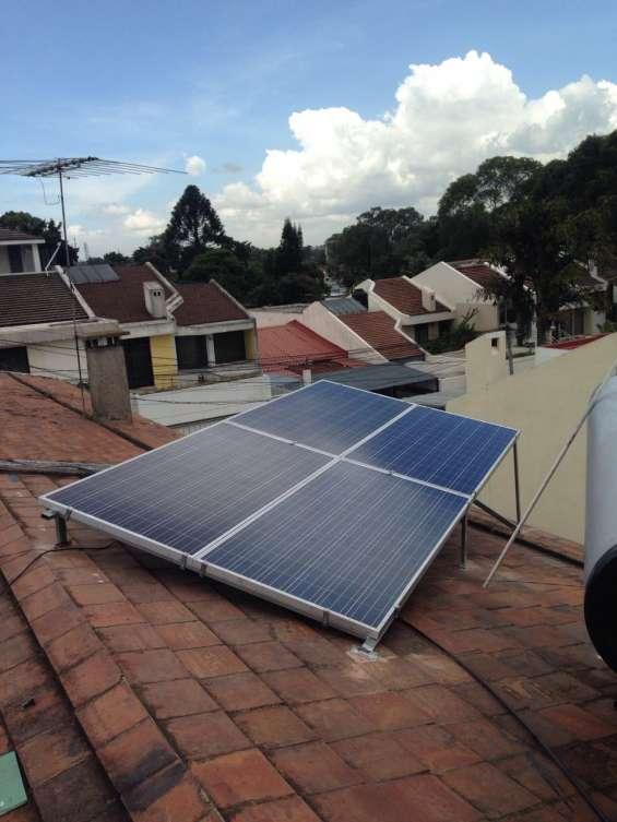 Paneles solar- solar guatemala