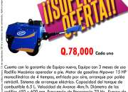 RODOS DE COMPACTACION A UN SUPER PRECIO!!!!