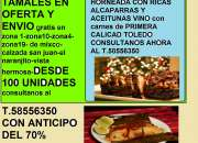 t.58556350 hacemos tamales y pierna horneda en guatemala para tus eventos a domiciolio