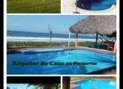 Alquiler de casas en las playas de monterrico