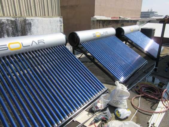 Paneles solar