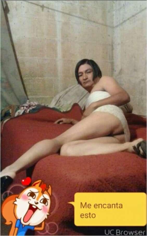 Hola soy travesti de closet ,busco chavo activo para sexo