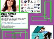 •Carburador •Carga motor REPARACION ,TALLER MECANICO GUATEMALA