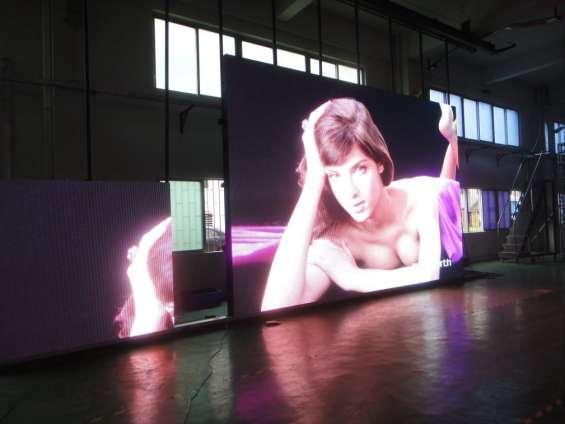 Fabrica de pantallas gigantes de leds de interior y exterior