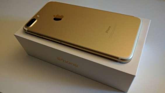 En venta nuevo originario apple iphone 7 oro / rosa oro $300usd