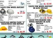 Cascos industriales a un super precio aprovecha!!