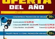 OFERTA EXCLUSIVA APROVECHA CONCRETERAS!!!