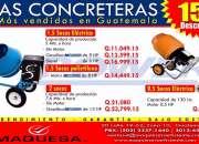 CONCRETERAS A UN SUPER PRECIO!!! APROVECHA!!!
