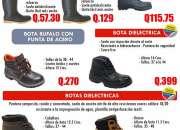 BOTAS INDUSTRIALES A UN PRECIO DE OFERTA ESPECIAL!!!