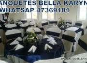 Banquetes en  Amatitlan Guatemala Economicos Catering en Villa Nueva Banquetes A Domicilio