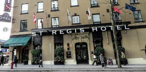 Hotel st. regis necesidad urgente de trabajadores en canada