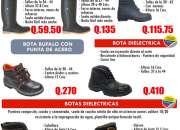 Botas de seguridad industrial a un super precio aprovecha!!