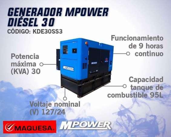 Generadores de gran capacidad a un super precio aprovecha!!