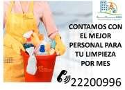 SERVICIO DE LIMPIEZA EXPRESS