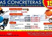 Mezcladora de concreto a un super precio aprovecha!!!