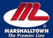Herramientas Marshalltown de concreto y asfalto profesionales