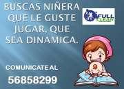 NIÑERAS AL RESCATE CON FULL CLEAN