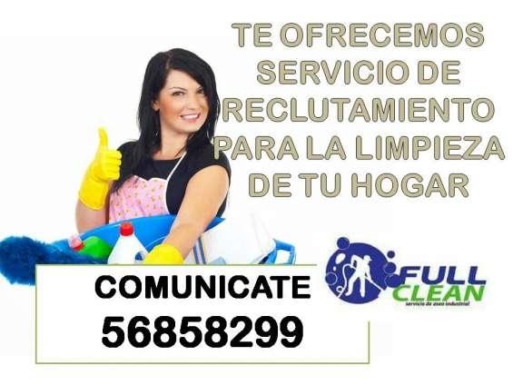 Servicio domestico express 56858299