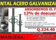 PUNTALES GALVANIZADOS EN OFERTA ULTIMOS DOS DIAS DE OFERTA!!!