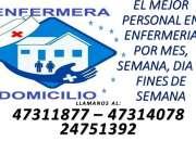 ENFERMERAS EXPRESS LAS 24 HORAS