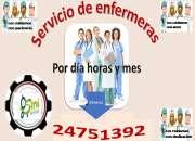 SERVICIOS DE ENFERMERÍA PROFESIONAL