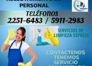 Limpieza express en oficinas, casas y apartamentos
