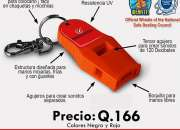 silbato de rescate Q166.00