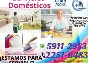 AGENCIA DE EMPLEADAS DOMÉSTICAS