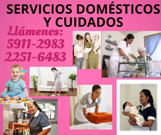 Reclutamiento de empleadas domésticas
