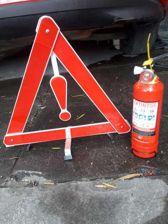 Kit de emergencia para vehiculos aprovecha!!