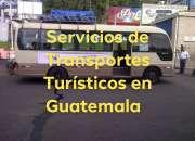 Transportes Express Tour Guatemala Servicio de Viajes y Excursiones