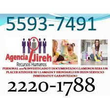 Empleadas domesticas guatemala jireh confiables