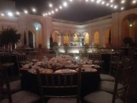 Fotos de Alquiler de mobiliario para eventos en antigua guatemala 4