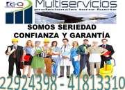 PERSONAL DOMESTICO GUATEMALA LAS 24 HORAS