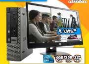COMPUTADORAS DELL, LLEVATELAS EN 12 CUOTAS DE Q 133.00