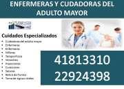 SERVICIO INMEDIATO,AGENCIA DE ENFERMERÍA LAS 24 HORAS