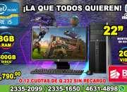 COMPUTADORAS NAVIDEÑAS MARCA HP, CON PROCESADOR COREi5