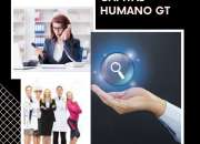 Capital humano gt servicio empresarial, domestico y outsourcing