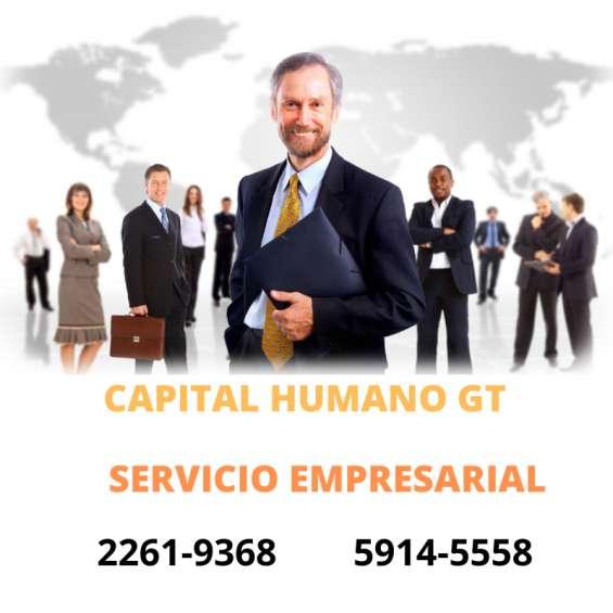 Servicio empresarial