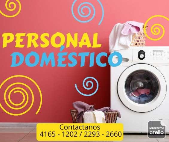 Servicios domésticos a tu disposición
